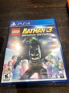 Batman 3 Beyond Gotham for PS4