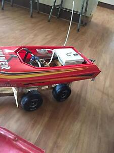 NITRO HAMMER REMOTE CONTROL BOAT Loxton Loxton Waikerie Preview