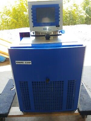Haake C35p Circulated Chiller Heated Waterbath Thermo Phoenix Head 003-6872