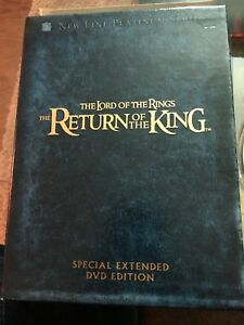 New Line platinum The return of the king special Edition