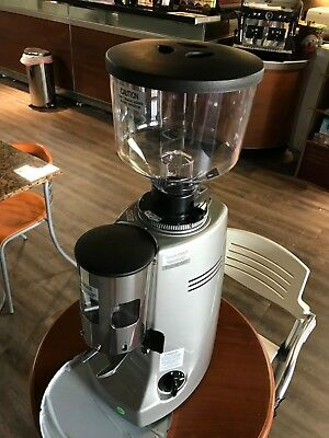 Mazzer Royal Espresso Grinder With Titanium Blades New