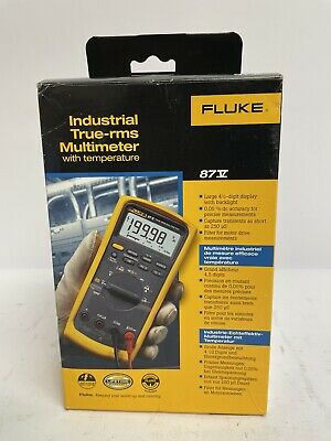 Fluke-87 V Industrial True-rms Multimeter
