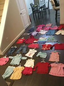 Girls 24 Months and 2T Lot