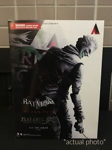Square Enix Arkham City Joker Figure