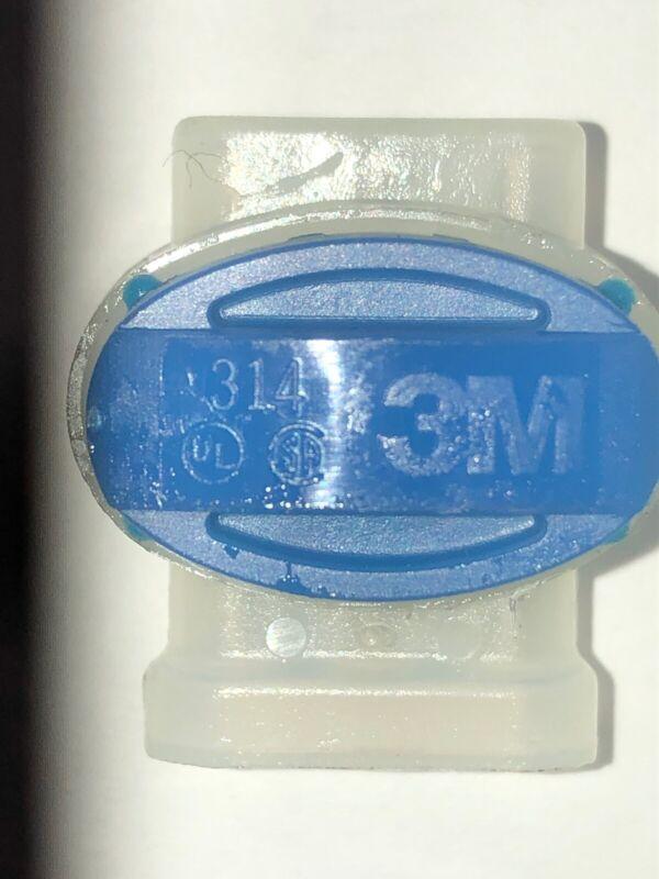 3M Scotchlok 314 IDC Pigtail Connector- 50 Piece BAG