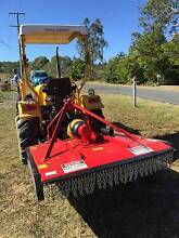 4x4 Slasher 4ft only used once (Tractor not for sale) Greenbank Logan Area Preview