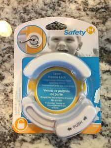 Lever Handle Child Safety Lock NEW