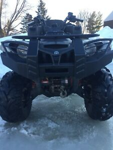 Supper clean 2007 grizzly 700 efi