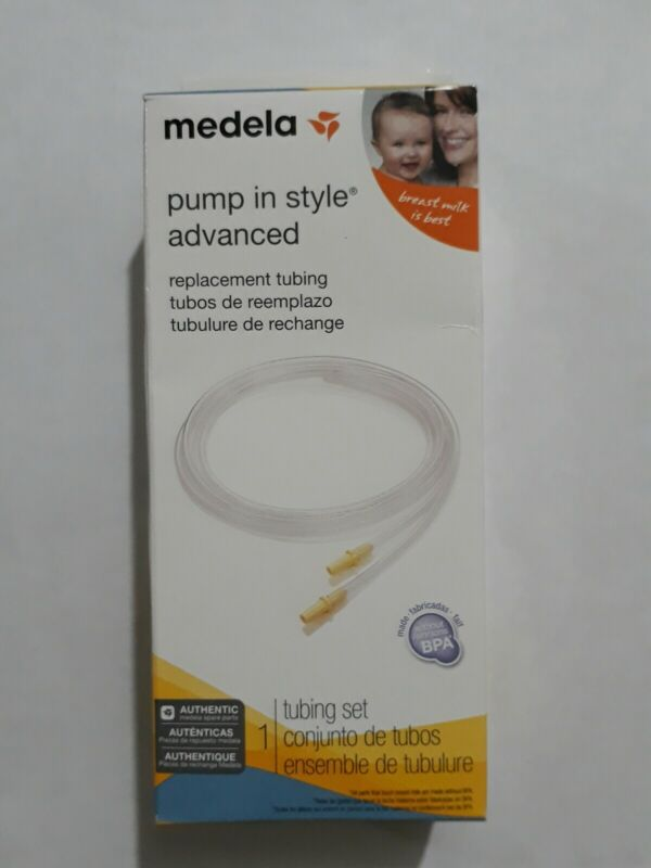 Medela Replacement Tube 1 Set Fits All Pump In Style Advanced Models #101033078