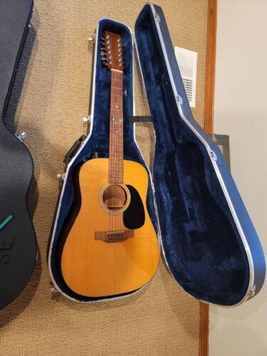 1993 Martin D12-18 Vintage 12 String Guitar with Hard Case