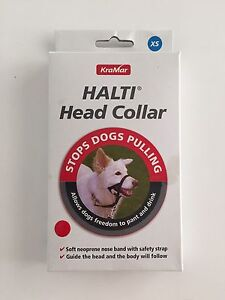Dog muzzle and Head collar East Victoria Park Victoria Park Area Preview