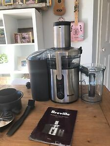 Juicer Breville the froojie  juice fountain $269 in shops! North Narrabeen Pittwater Area Preview