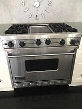 Viking Stainless Steel Oven Woollahra Eastern Suburbs Preview