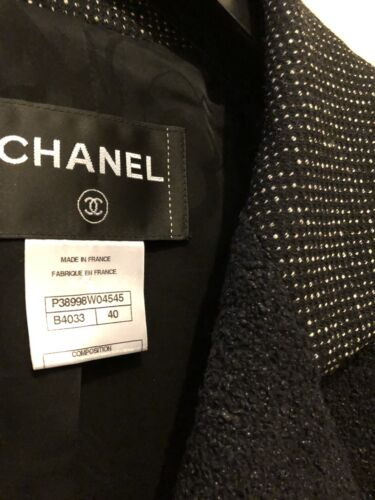 Veste chanel original