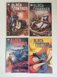 Black panther comics (1-4 full set)