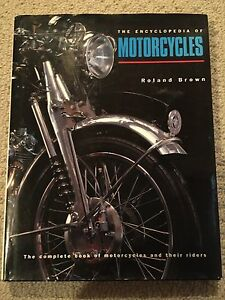 Encyclopedia of Motorcycles book London Ontario image 1