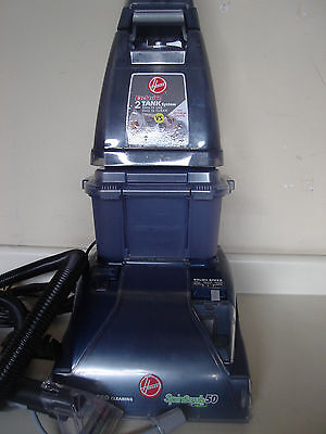 Hoover SteamVac SpinScrub Carpet Cleaner with Take a shower Surge, F5915905