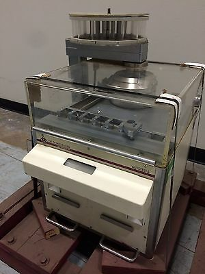 Dr Schleuniger Pharmatron Autotest 4 Automatic Tablet Tester