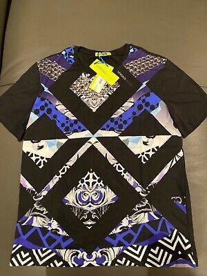 Authentic tic Versace Jeans  Boroque T-shirt size XL (no care label)