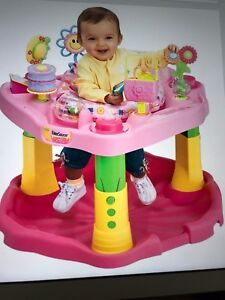 Evenflo - Exersaucer Baby Activity Center 123 Tea for Me