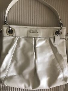 Coach Handbag With Additional Strap