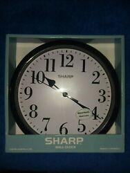 9 Sharp Wall Clock