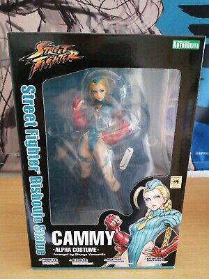 STREET FIGHTER BISHOUJO - CAMMY ALPHA ZERO COSTUME 1/7 FIGURE - NEW...