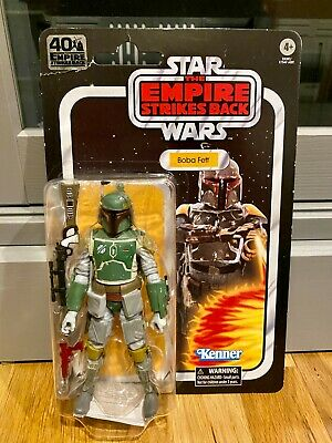 Star Wars The Black Series ESB 40th Anniversary Boba Fett NEW & SEALED - #2