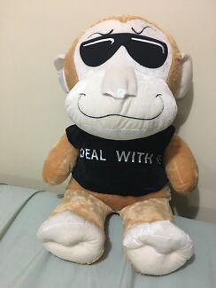 Monkey - stuffed animal toy