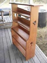 Kitchen hutch/shelves, Australian Red Cedar Armidale City Preview