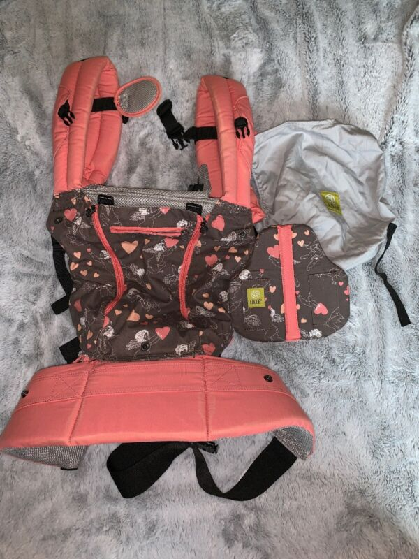 lillebaby carrier 6 in 1