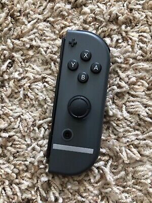 Nintendo Switch Right Gray Smash Bros. Ultimate Joy Con ONLY! Tested! READ