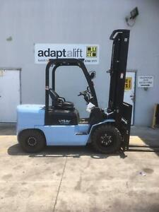 3T Counterbalance Forklift - Special Runout Price Wetherill Park Fairfield Area Preview
