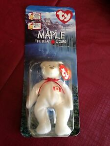 Maple The Bear TY Collectable