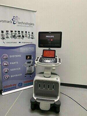 Philips Epiq 7c 4d Cariacvascular Ultrasound System Xmatrix