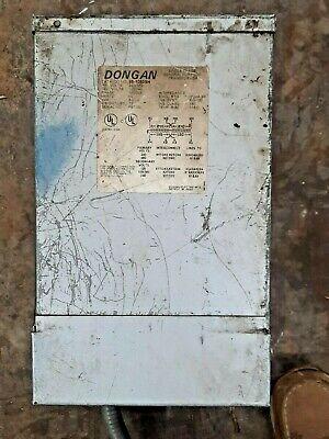 Dongan General Purpose Transformer 60 Kva 240480 Volts P97290