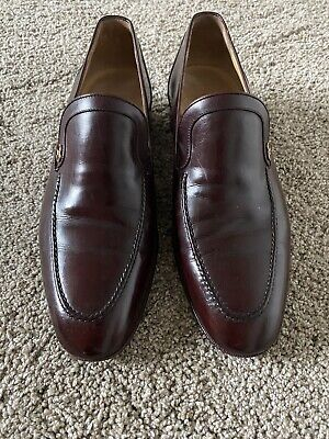 Mens Vintage 1980's Gucci Loafers Size 40