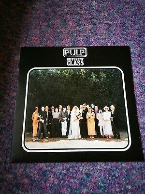 PULP Different Class LP (2011 Audiophile Vinyl) Brit Pop 1995 Common People