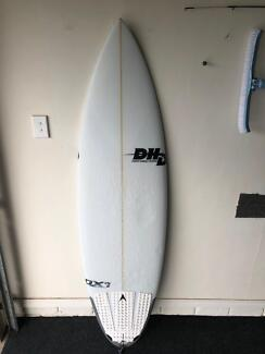 """DHD DX1 6'2"""" DX1 Round Tail Surfboard"""
