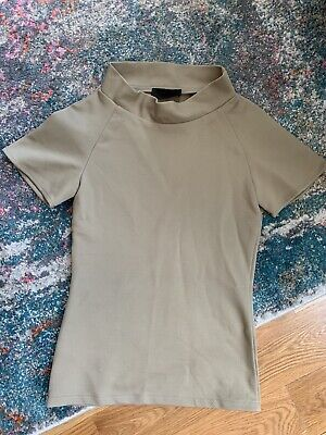 JO NO FUI Made In Italy Chic TOP SIZE 38 $640 XS