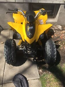 2013 can am 90cc