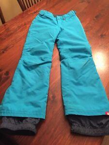 Girls Size 12 Snow pants - Roxy Brand