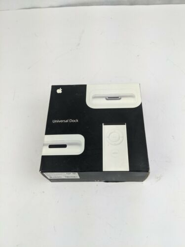 Apple Universal Dock + Remote, MB125G/A