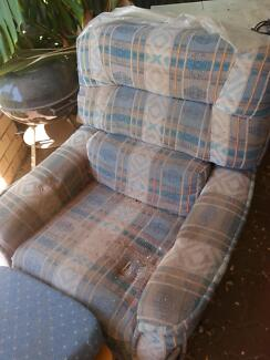 A pair of single Recliner Chairs Salisbury East Salisbury Area Preview