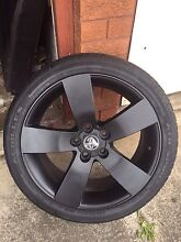 """19"""" VE SS SSv wheels and tyres Belmore Canterbury Area Preview"""