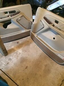 Escalade door panels