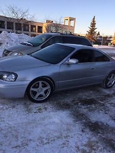 ACURA CL TYPE S   6speed V-TECH   $2300 FIRM