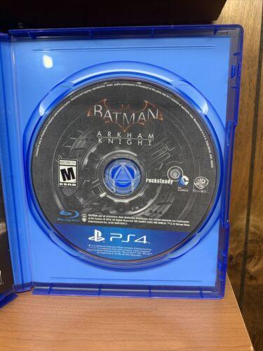 Batman Arkham Knight PlayStation 4, PS4, 2015 Video Game - $10.84