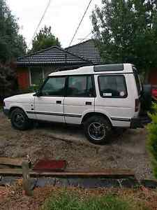 Landrover discovery 1 ES seven seater Templestowe Lower Manningham Area Preview