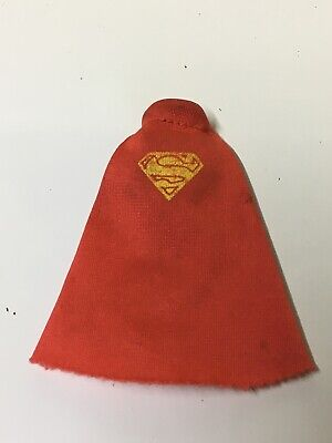 Vintage 1984 Kenner DC Super Powers Superman Action Figure Original Red Cape